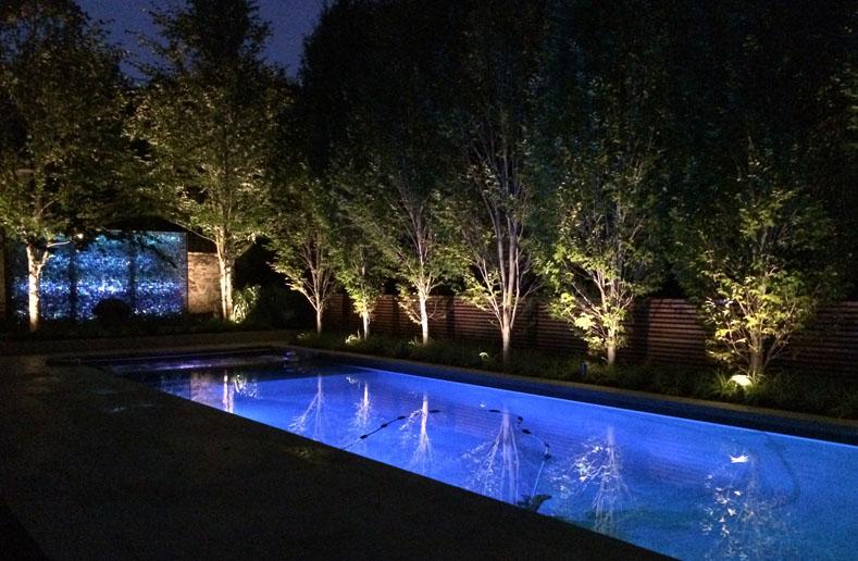 Led And Smart Lighting Outdoor Illumination